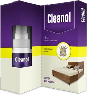 cleanol от пылевых клещей