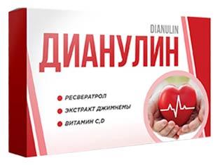 Дианулин от сахарного диабета