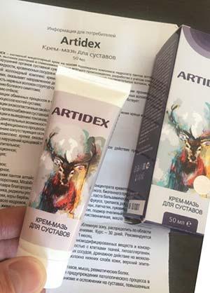 Артидекс фото продукта