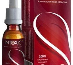 Intoxic от паразитов