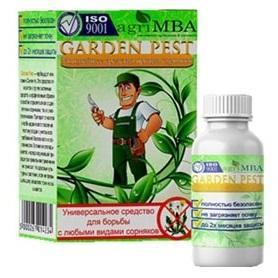 Garden Pest от сорняков