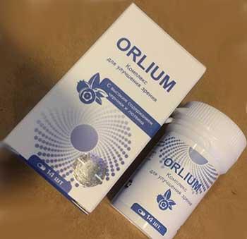 Орлиум фото упаковки