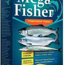 Mega Fisher для рыбалки