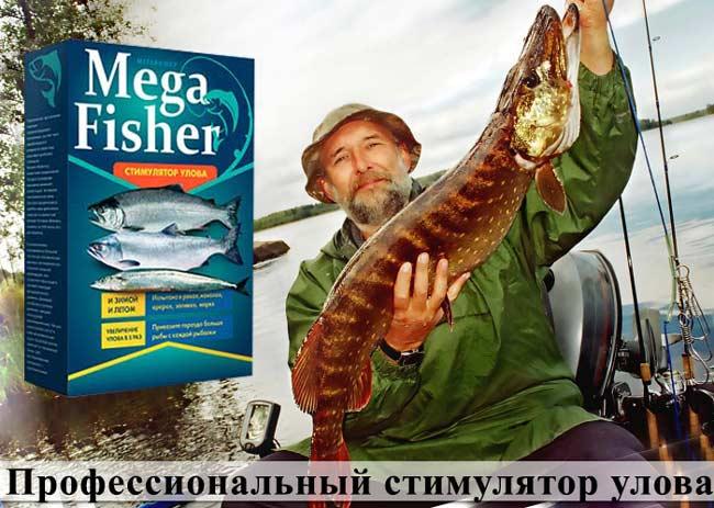 Mega Fisher купить