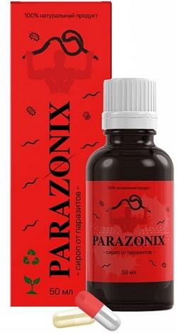 Parazonix от паразитов