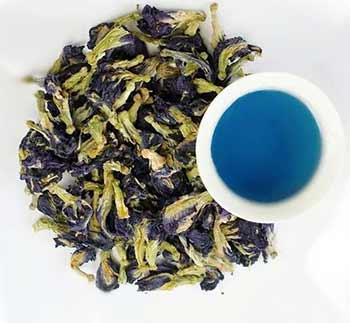 Пурпурный чай Форте фото готового продукта