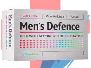 Mens Defence от простатита