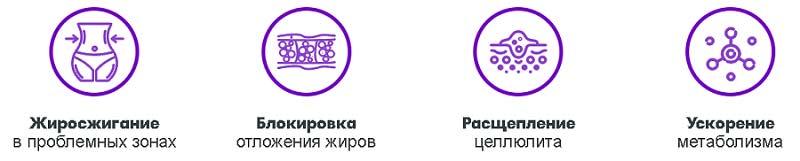 Purple Slim свойства
