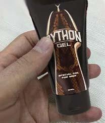 Питон гель фото упаковки