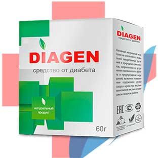 Диоген от диабета