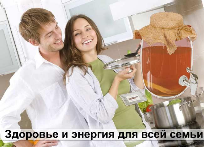 Ферментированный чайный гриб купить