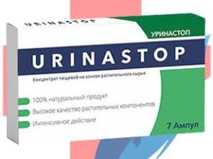 Уринастоп от непроизвольного мочеиспускания