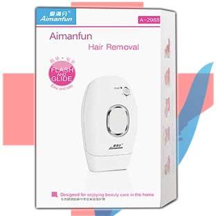 Aimanfun лазерный эпилятор
