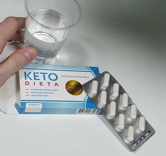 Кето-диета фото товара