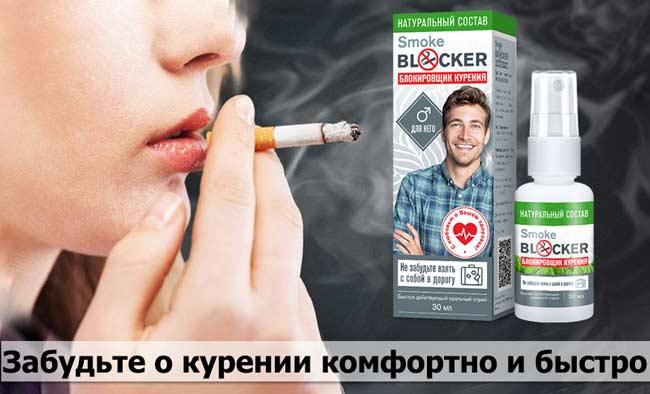 Smoke Blocker купить