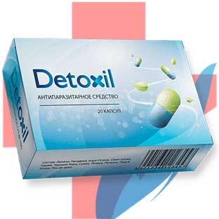 Detoxil от паразитов