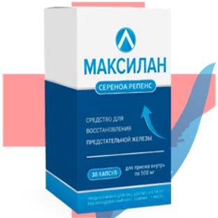 Максилан от простатита