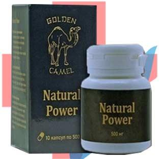 Natural Power для потенции