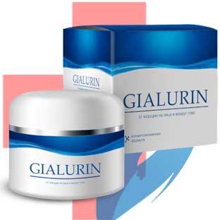 Gialurin крем против морщин