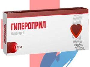 Гипероприл от гипертонии